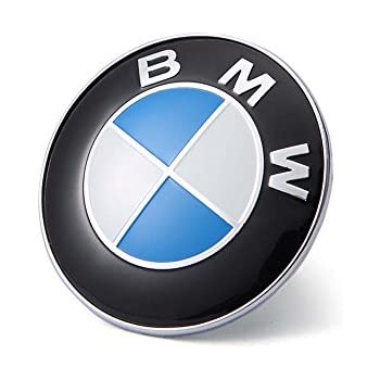 emblem logo replacement for bmw hood trunk. Black Bedroom Furniture Sets. Home Design Ideas