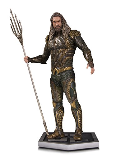 DC Collectibles Justice League Movie Aquaman Statue by DC Collectibles