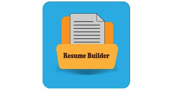 Amazon.com: Free Resume Builder app: Appstore for Android