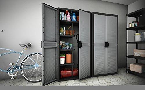 Die Stauraum-Lösung für Haushalt, Werkstatt und Garage: 2 Stück ...