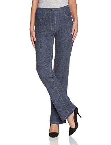 380 Mujer Leggings 352 Bellycloud Blau jeans wTXXqH