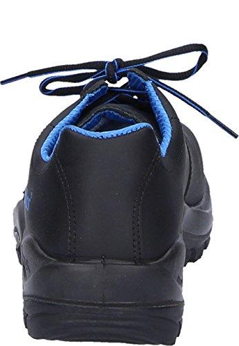 sécurité femme Noir Noir de pour Atlas Chaussures RwZEqRP