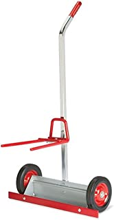 """product image for Student Chair and Desk Mover Gray/Red Paint Dimensions: 26"""" W X 10"""" D X 46"""" H Weight: 24 Lbs"""