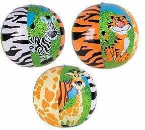 Zoo Animal Beach Ball (Animal Beach Ball)