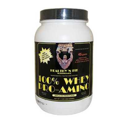 Healthy Fit Nutritionals Pro Amino Supplement