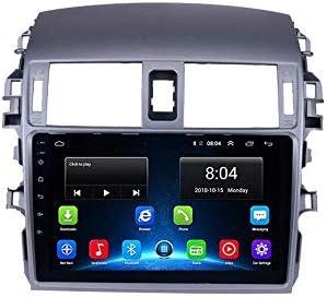 Navegación GPS para Toyota Corolla Coche Viejo, 2007-2010 9 Pulgadas Android 8.1 GPS 4G8 32G núcleo de navegación, Radio, Equipo de música, Bluetooth, navegador GPS,4G1G16G: Amazon.es: Electrónica