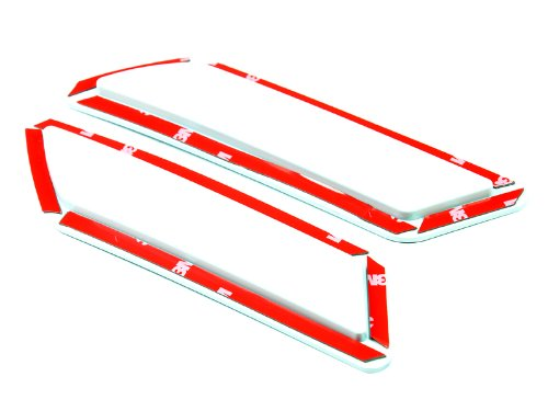 AutoTecknic Painted Front Bumper Reflectors - F30/ F31 3 Series (Alpine White Metallic 300)