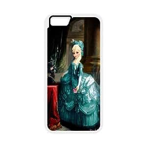 Disney Frozen Elsa iPhone 6 Plus 5.5 Inch Cell Phone Case White Protect your phone BVS_585686