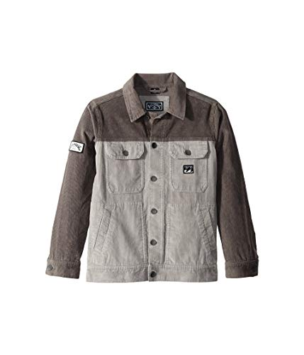 Billabong Boys' Pewter X-Large ()