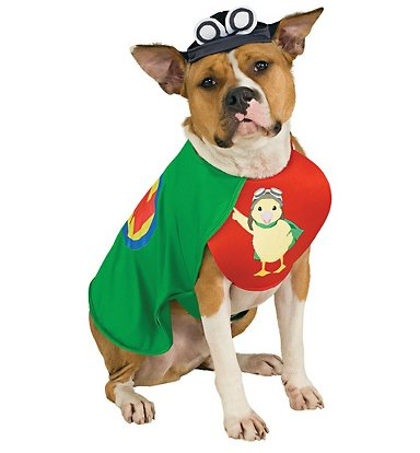 Rubie's Ming-Duck Duckling Pet Costume, Size Medium 14-16""