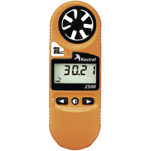 Kestrel 2500 Pocket Weather Meter / Digital Altimeter Thermometer Anemometer by Kestrel
