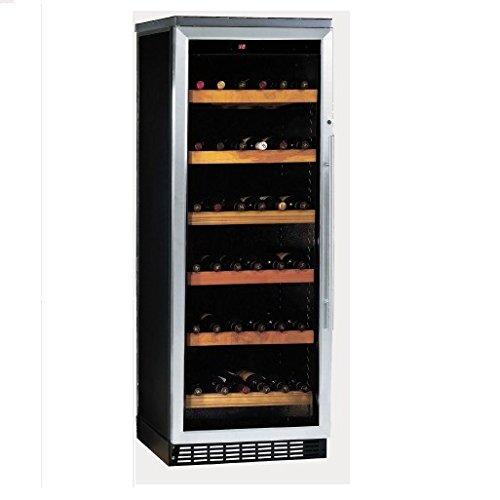 Vinoteca para 130 botellas Modelo Loire 270 INOX - LuxoMobel ...