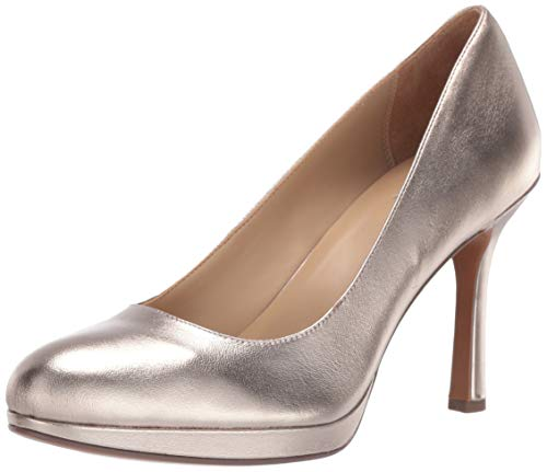 Naturalizer Women's Celina Pump, Light Bronze, 12 M US