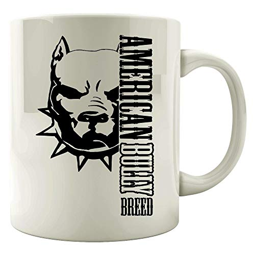 I Love My Pitbull - American Bully Dog Lover - Mug ()