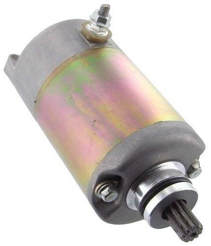 (Starter NEW compatible with Honda VTR250 Interceptor 31200KV0-722)