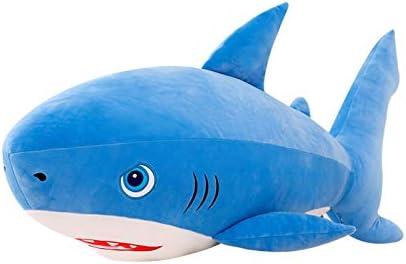 Tiburón Gigante Juguetes De Peluche Peces De Peluche Almohada Cojín Juguetes 2