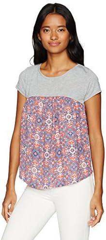 Jolt Womens Short Sleeve Top