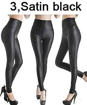 Black High Waist Leggings Pant For Women