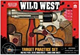 Wild West Target Practice Set Toy Gun
