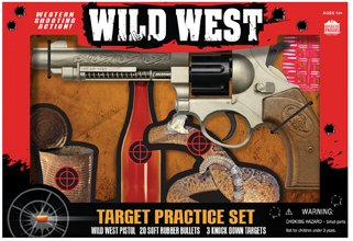 Toys From Target : Amazon wild west target practice set toy gun toys games