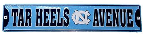 North Carolina Street Sign - 4