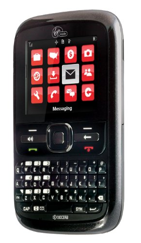 kyocera 2300 prepaid phone paylo by virgin mobile