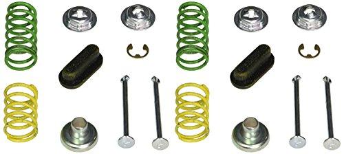 Carlson Quality Brake Parts H4019-2 Hold Down Kit