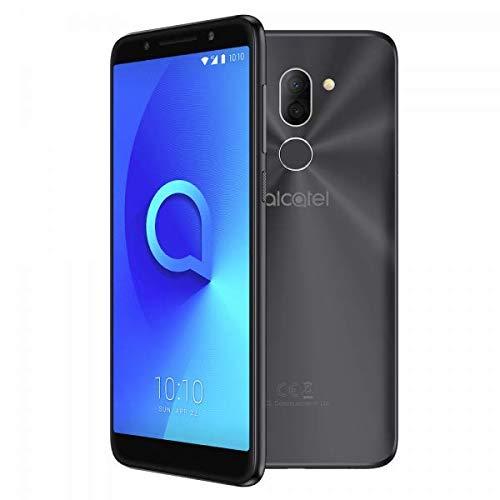 Alcatel 3X Unlocked Smartphone (AT&T/T-Mobile) 5058J - 5 7