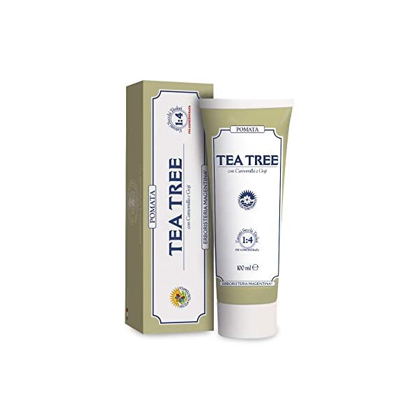 TEA TREE POMATA 100 ml