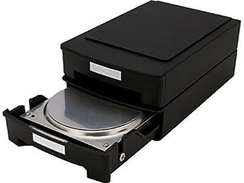 Storeva HDD Box - Carcasa antiestática para disco duro (3,5 ...