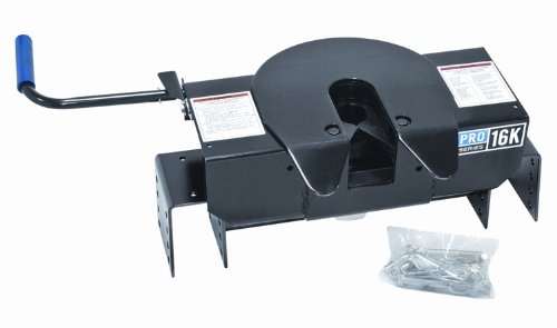Pro Series 5th Wheel (Pro Series 30854 Pro Series 16K Fifth Wheel Hitch)