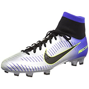 Nike Mercurial Victory VI DF NJR Neymar Jr FG Men Soccer Cleats -Racer Blue Size: 9.5