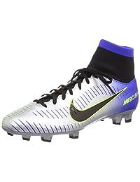 Nike Mercurial Victory VI DF NJR Neymar Jr FG Men Soccer Cleats -Racer Blue Size: 10