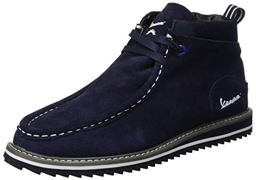 Vespa High blu Blu Top Sneakers Adulto Carnaby 69 xrCYxwqZ45