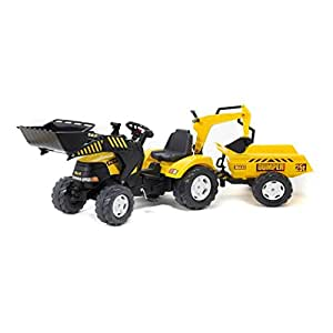 Falk Tractor a Pedales Power Loader GF-1000Z