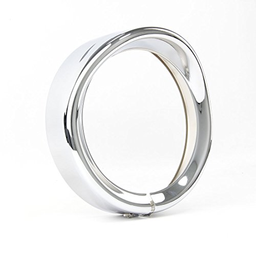 SKTYANTS 7 inch Motorcycle Trim Ring 7
