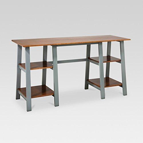 Double Trestle - Double Trestle Desk - Threshold