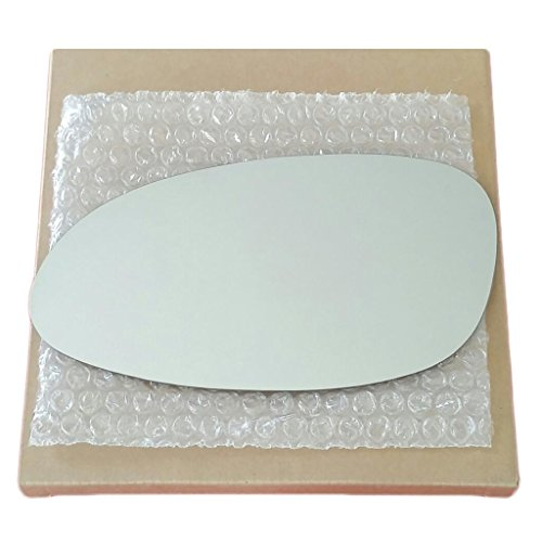 Mirror Glass and Adhesive 97-05 Buick Century (FWD) / 97-04 Regal / 98-02 Olds Intrique Driver Left Side Replacement