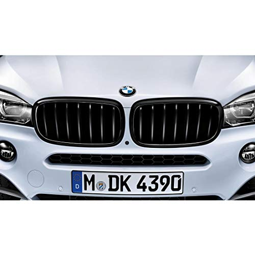 BMW 51712334710 M Performance Gloss Black Kidney Grille for F15 X5 & F16 X6