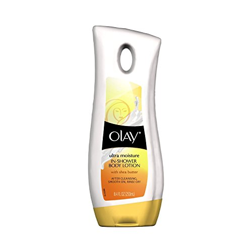 Olay Ultra moisture in-Shower body lotion with shea butter 8.4 Fl Oz