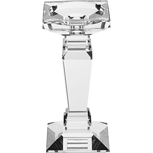 Castiçal Illusion de Cristal 20cm - Home&Co