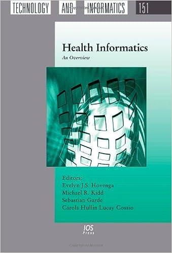 Téléchargez des ebooks gratuits pour iTunes Health Informatics: An Overview 1607500922 PDF