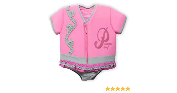 Plouf Natacha - Bañador flotador, color rosa rosa rosa Talla:13 à 15 kg - Taille 2: Amazon.es: Bebé