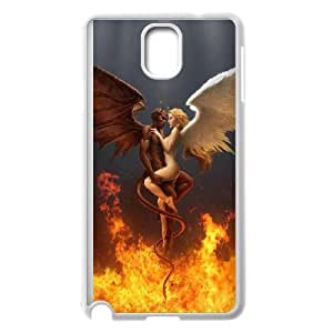 Samsung Galaxy Note 3 N7200 Phone Case Angels Vs Devils G7Y6658686