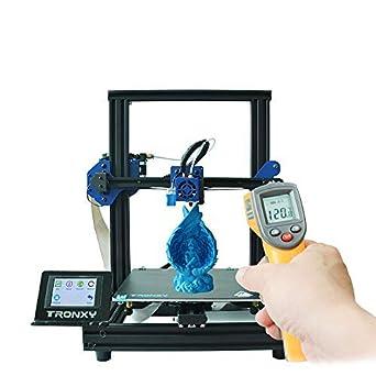 TRONXY Impresora 3D XY-2 Pro nueva instalación rápida actualizada ...