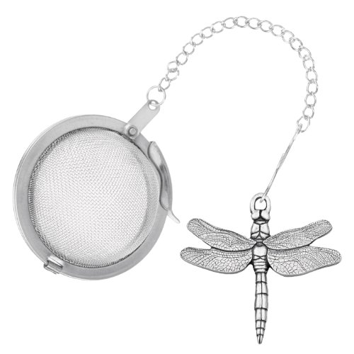 Danforth - Dragonfly Pewter Tea Infuser by Danforth Pewter