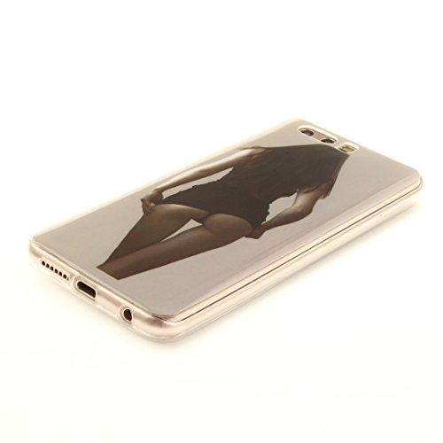De Résistant De Motif Slim Protection beauty TPU Silicone En Cas Transparent Scratch Antichoc Couverture Bord Huawei Arrière 9 Téléphone Honor Cas Peint Hozor Fit Souple xRIU4qpwna