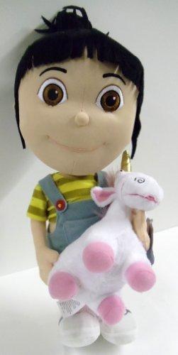 Despicable Me Agnes Plush Doll With Unicorn 15