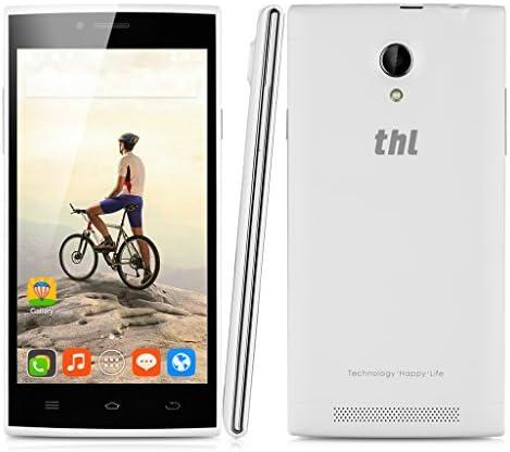 THL T6 C 5.0 Smartphone 3 G Quad Cores MT6580 1.3 GHz 1 GB RAM + 8 GB ROM teléfono portátil Android 5.1 Libre 854 * 480 píxeles de Pantalla Capacitivo Multitouch Dual SIM GPS WiFi: Amazon.es: Electrónica