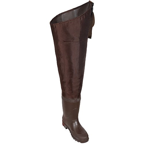 UPC 026509117636, Allen Company Black River Bootfoot Hip Boot Wader with Endura Upper (Size 13)